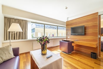 Attache Suite - in some rooms balcony available