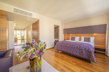 Delegate Suite - in some rooms balcony available