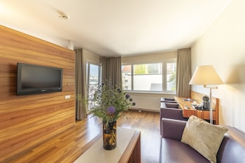 Residence Suite - in some rooms balcony available