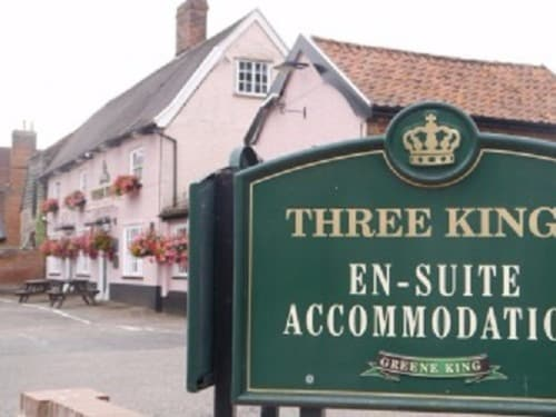 The Three Kings - Inn, Suffolk