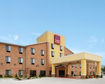 Hotel - Comfort Suites University Area - South
