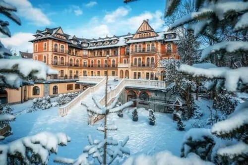 . Grand Hotel Stamary Wellness & Spa