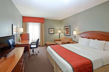 Deluxe Room, 1 King Bed, Non Smoking (Mobility Accessible)
