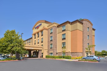 Hotel - SpringHill Suites by Marriott Roseville
