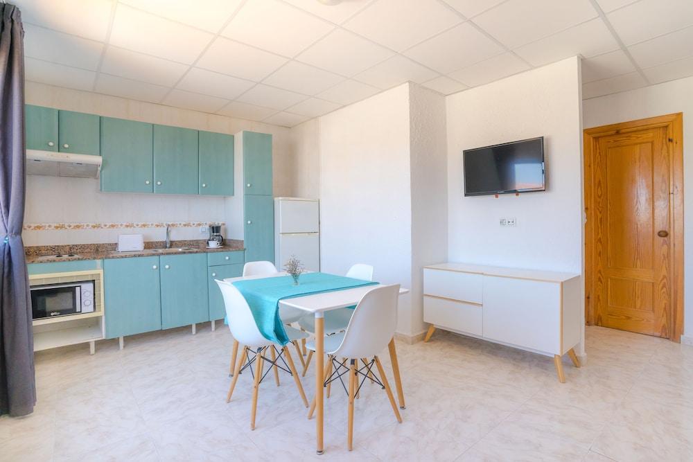 Apartamentos Lentiscos by MIJ