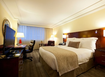 Executive Room, 2 Double Beds, Business Lounge Access