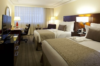 Executive Room, 1 King Bed, Business Lounge Access, No View