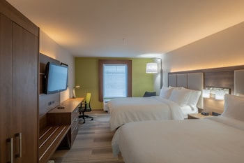 Standard Room, 2 Queen Beds, Accessible (Communication)