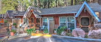 Hotel - Townhouse Lake Arrowhead CA