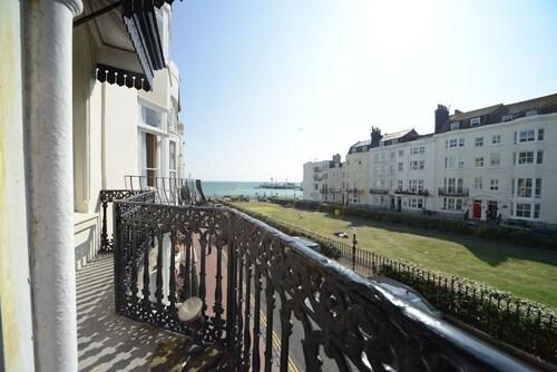 Brighton - Marine View - z Wrocławia, 1 kwietnia 2021, 3 noce
