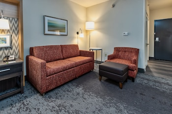 Room, 1 King Bed with Sofa bed, Non Smoking