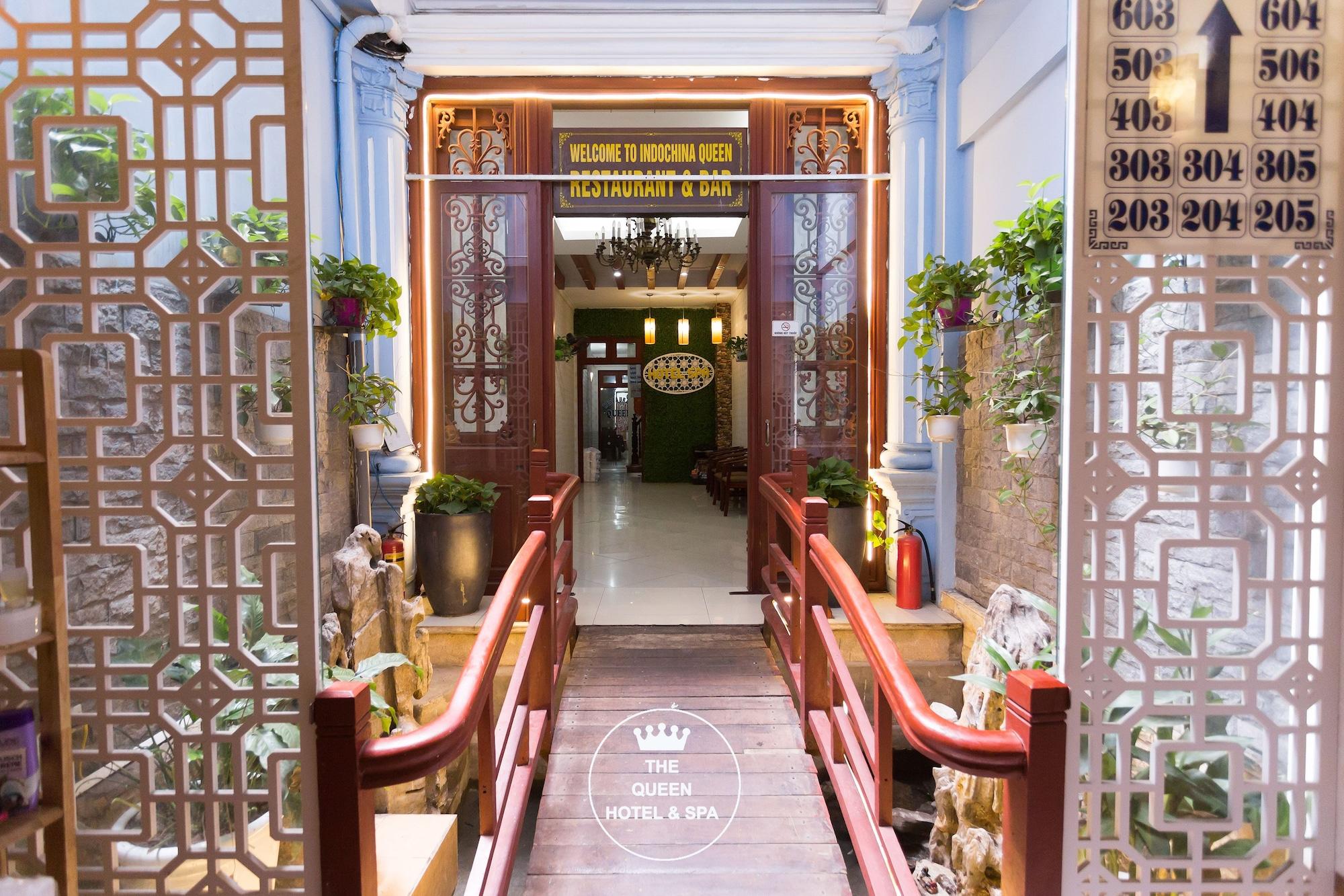 The Queen Hotel & Spa, Hoàn Kiếm