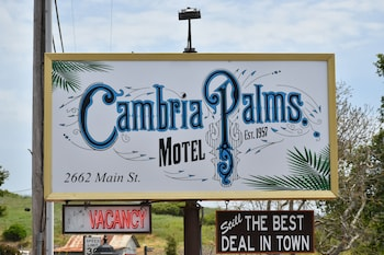 Hotel - Cambria Palms Motel