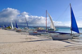 Boracay Beach Club Beach