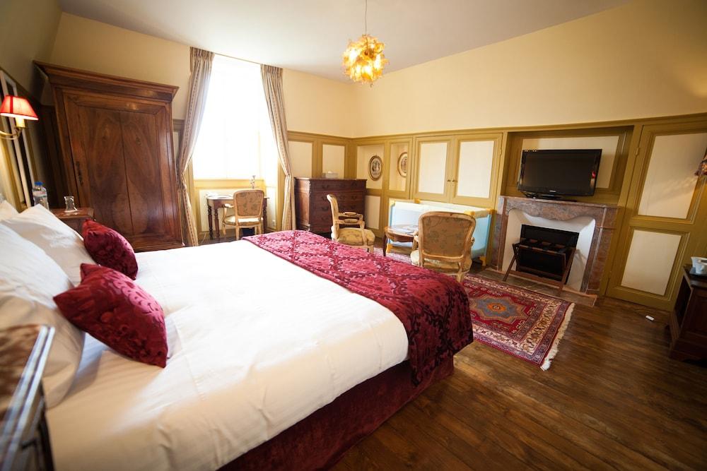 샤토 뒤 콜롬비에(Château du Colombier) Hotel Image 10 - Guestroom