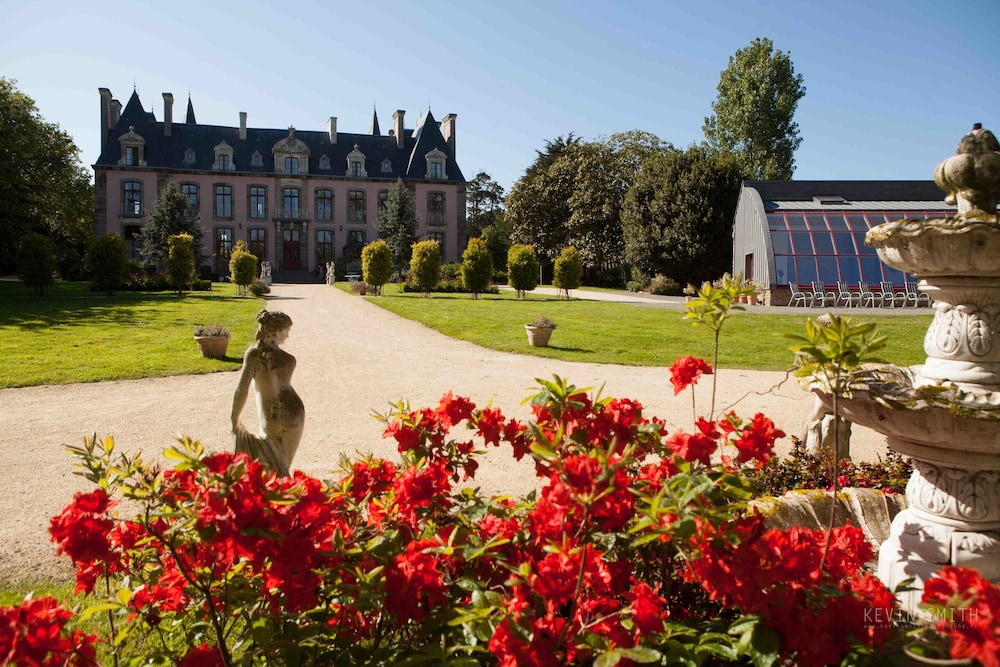 샤토 뒤 콜롬비에(Château du Colombier) Hotel Image 45 - Garden