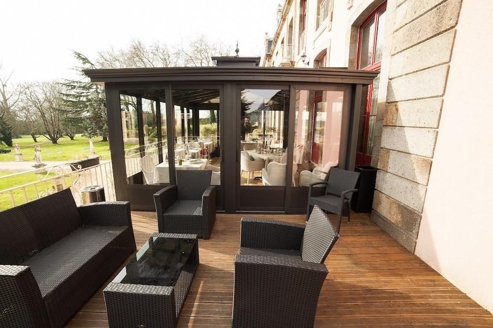 샤토 뒤 콜롬비에(Château du Colombier) Hotel Image 25 - Dining