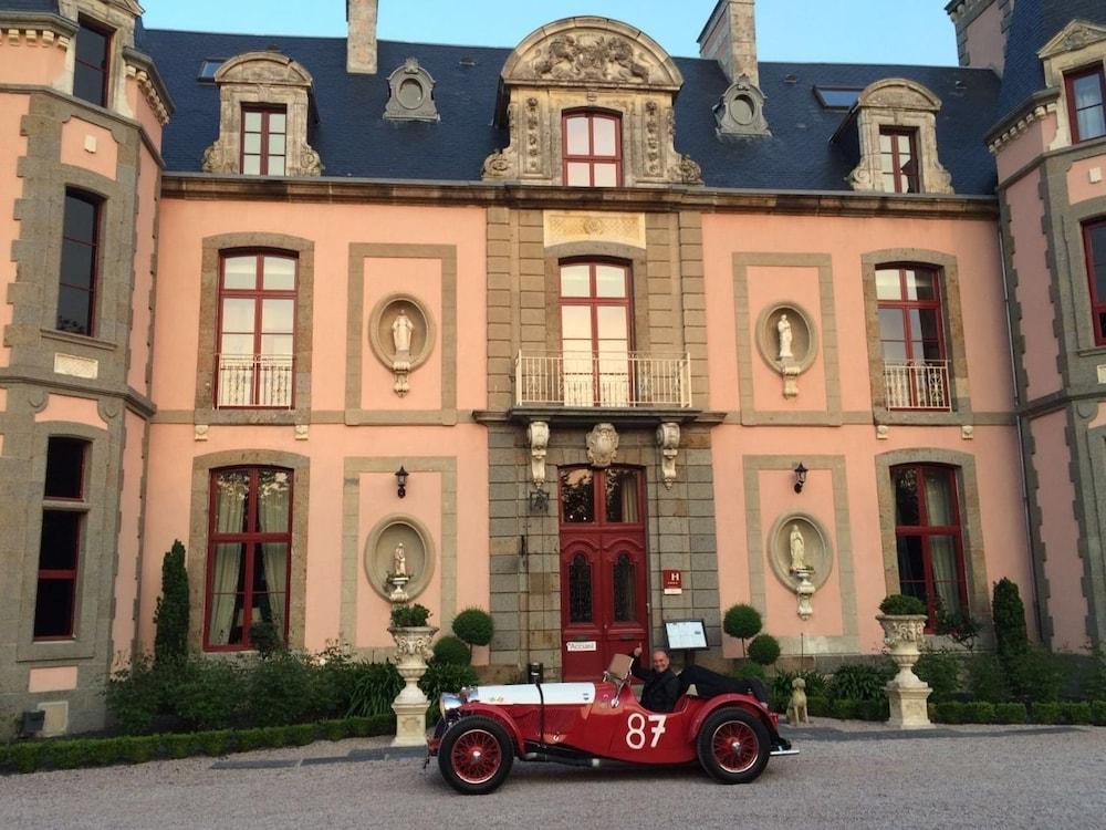 샤토 뒤 콜롬비에(Château du Colombier) Hotel Image 44 - Hotel Front