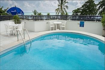 雷西非博阿維爾剛姆歐洲套房飯店 Euro Suite Recife Boa Viagem