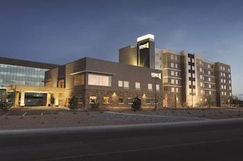 阿布奎基/市區-大學希爾頓惠庭飯店 Home2 Suites by Hilton Albuquerque/Downtown-University