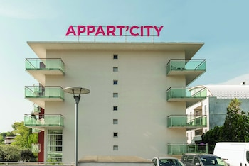 Appart'City Antibes - Hotel Front  - #0