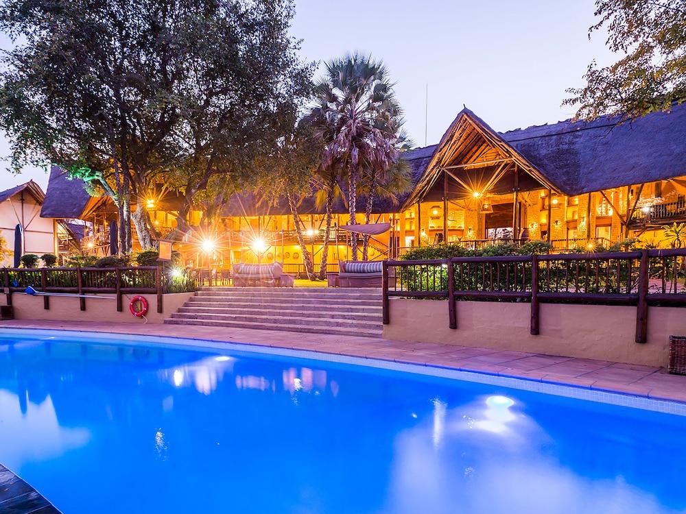 Hotel aha The David Livingstone Safari Lodge & Spa