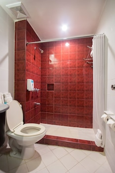 Microtel by Wyndham - Eagle Ridge Cavite Bathroom
