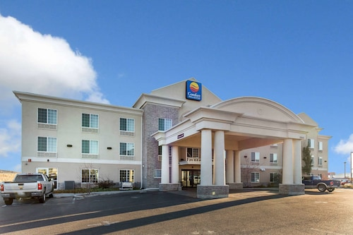 . Comfort Inn & Suites Rock Springs-Green River