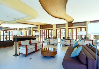Fairways and Bluewater Resort Boracay Lobby