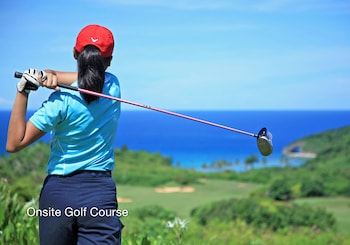 Fairways and Bluewater Resort Boracay Golf