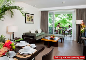 Fairways and Bluewater Resort Boracay Living Area