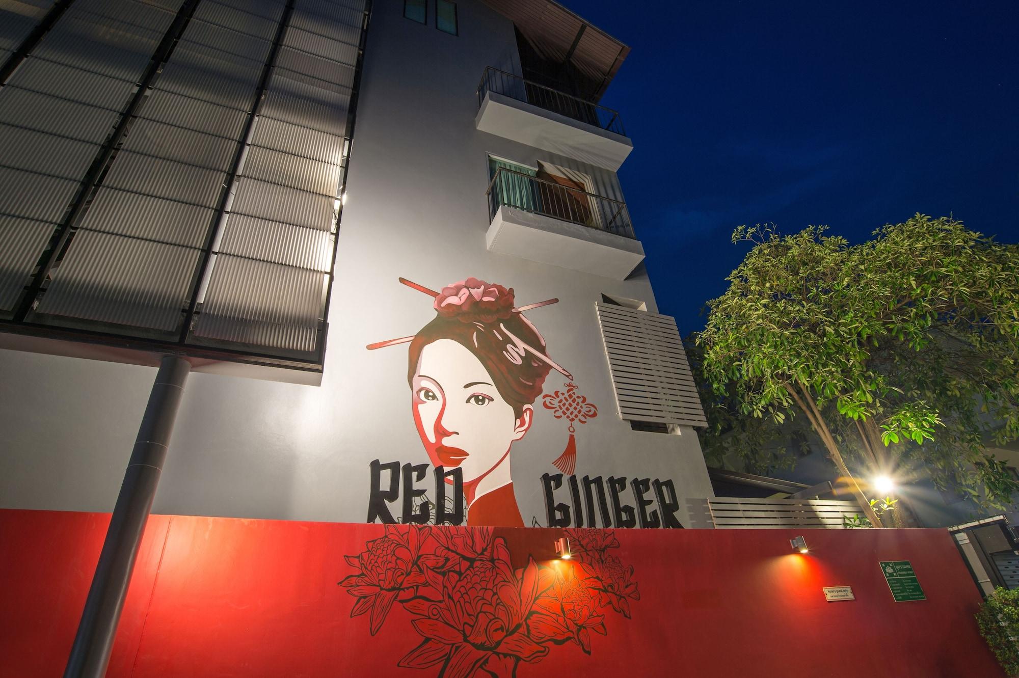 Red Ginger Chic Resort, Muang Krabi