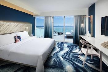 Fabulous Room, Room, 1 King Bed, Balcony, Oceanfront