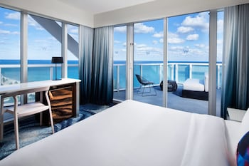 Suite, 1 Bedroom, Oceanfront (Oasis)