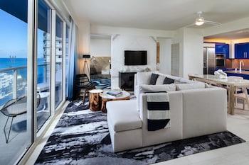 Wonderful Suite, Suite, 2 Bedrooms, Balcony, Resort View