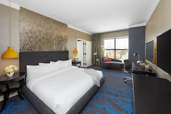 Executive Room, 1 King Bed (Connects to Penthouse West)