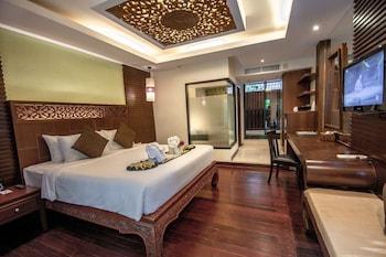 Double Room (Jacuzzi)