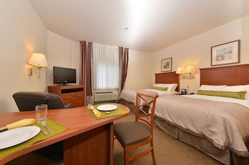 Studio Suite, 2 Double Beds, Non Smoking