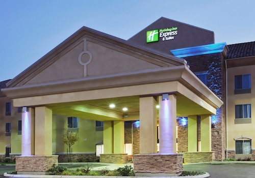. Holiday Inn Express Hotel & Suites Merced