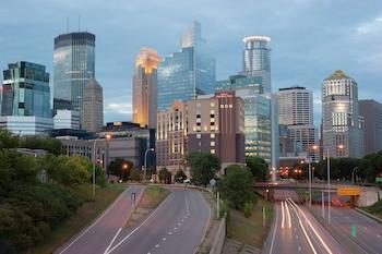 明尼阿波利斯市中心希爾頓花園飯店 Hilton Garden Inn Minneapolis Downtown