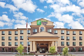 溫哥華購物中心智選假日套房飯店 Holiday Inn Express Hotel & Suites Vancouver Mall, an IHG Hotel