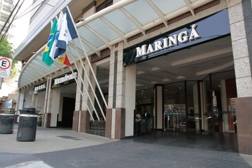 . Hotel Metrópole Maringá