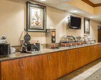 Comfort Inn And Suites Thatcher - Breakfast Area  - #0