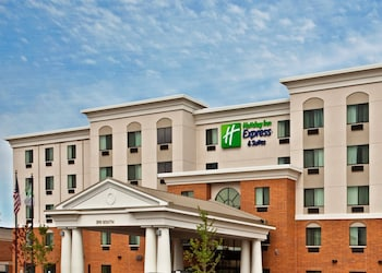 芝加哥奧黑爾機場西智選假日套房酒店 Holiday Inn Express Hotel & Suites Chicago West-O'hare Arpt, an IHG Hotel