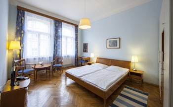 Apartment, 1 Double or 2 Twin Beds, Kitchen