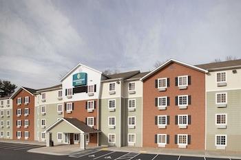 阿什維爾伍德斯普林套房飯店 WoodSpring Suites Asheville