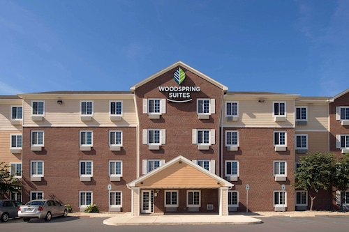 . WoodSpring Suites Indianapolis Greenwood