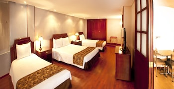 Executive Triple Room, 3 Twin Beds, Private Bathroom