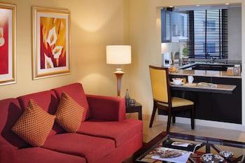 Executive Apartment, 1 Bedroom, City View