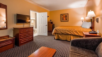 Standard Room, 1 King Bed with Sofa bed, Non Smoking, Refrigerator (with Sofabed)